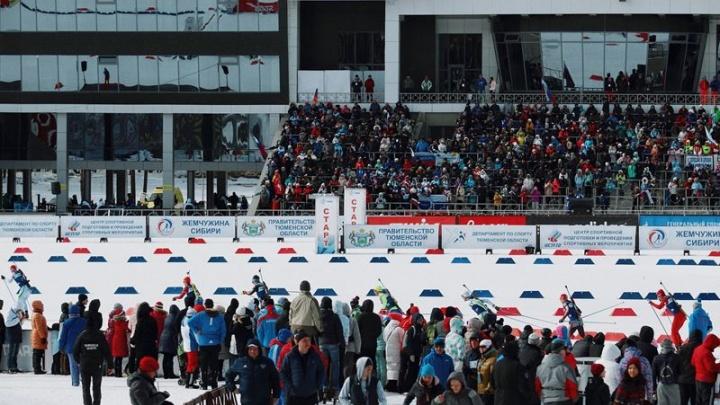 Канадские биатлонисты решили бойкотировать этап Кубка мира в Тюмени