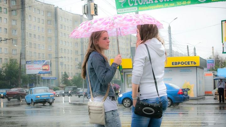 На Южном Урале началось потепление, но дожди задержатся до пятницы