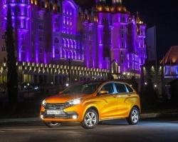 В Ставрополе пройдет презентация нового Lada XRAY