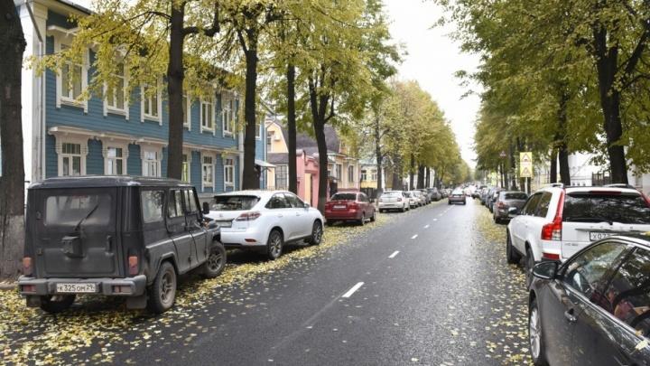 Власти отчитались о ремонте улицы Терешковой