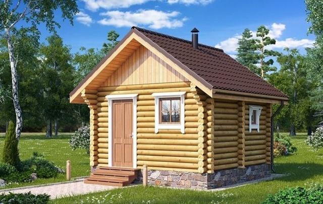 Где купить дачу «ПЛЮС»: баня-дом + 8 соток + забор всего за 849 тысяч рублей