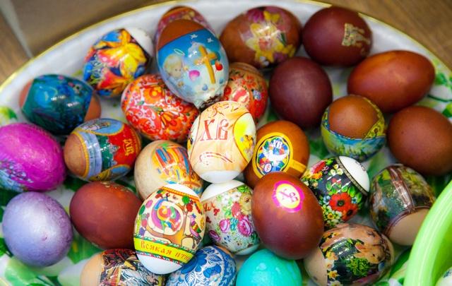 Скорлупа должна быть чистой: в Роспотребнадзоре Прикамья рассказали, как выбрать яйца к Пасхе