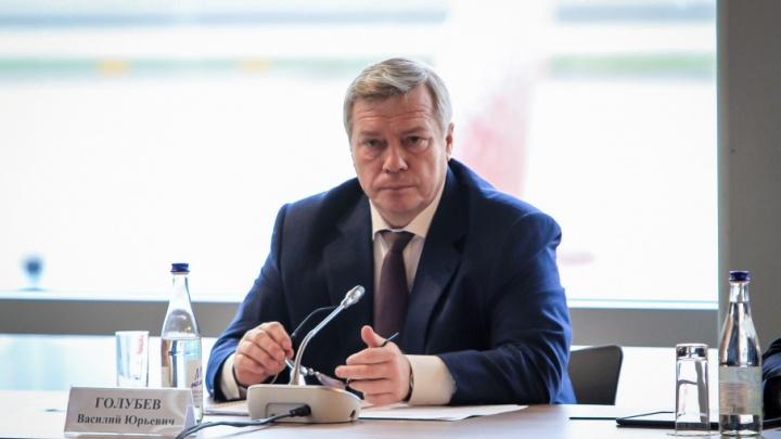 Василий Голубев: «На отмене выборов мэра Ростова мы экономим 500 млн рублей»
