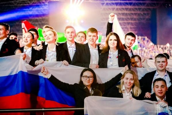 Российские студенты выступят во всех компетенциях мирового чемпионата