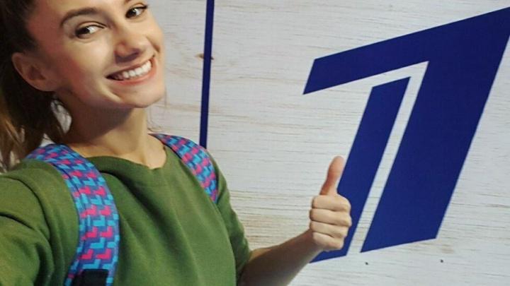 Тюменская фитоняшка снялась в новом шоу на Первом