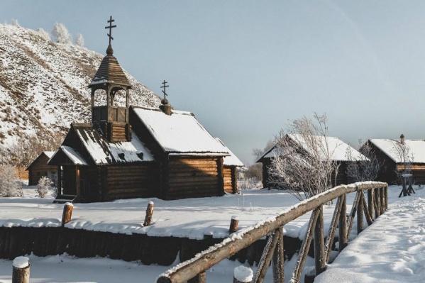 Зимний Тобольск — тоже одно из мест притяжения туристов. А местные жители мечтают о море и солнце