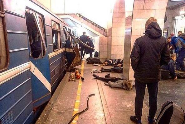 Машинист, который вёл поезд метро, где случился теракт, рассказал, как он действовал.