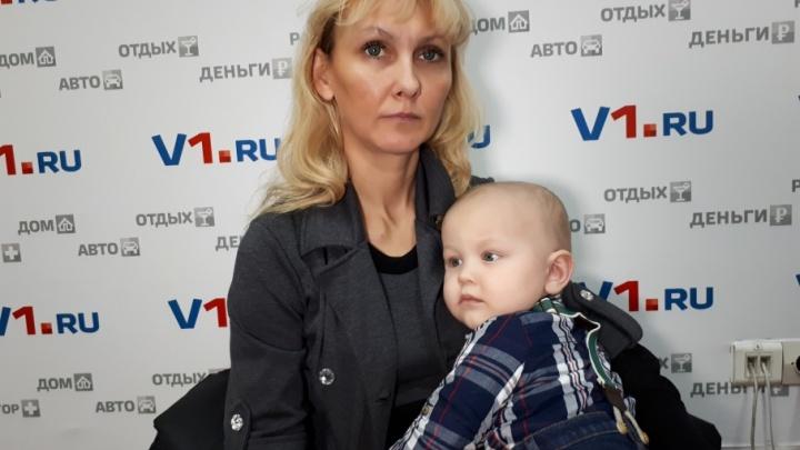 Многодетная мать из Волгограда: «Мой сын едва не погиб в роддоме»