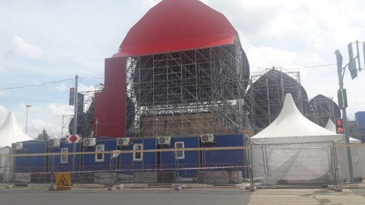 Стало известно, во сколько на площади Куйбышева выступят «ДДТ» и «Чайф»