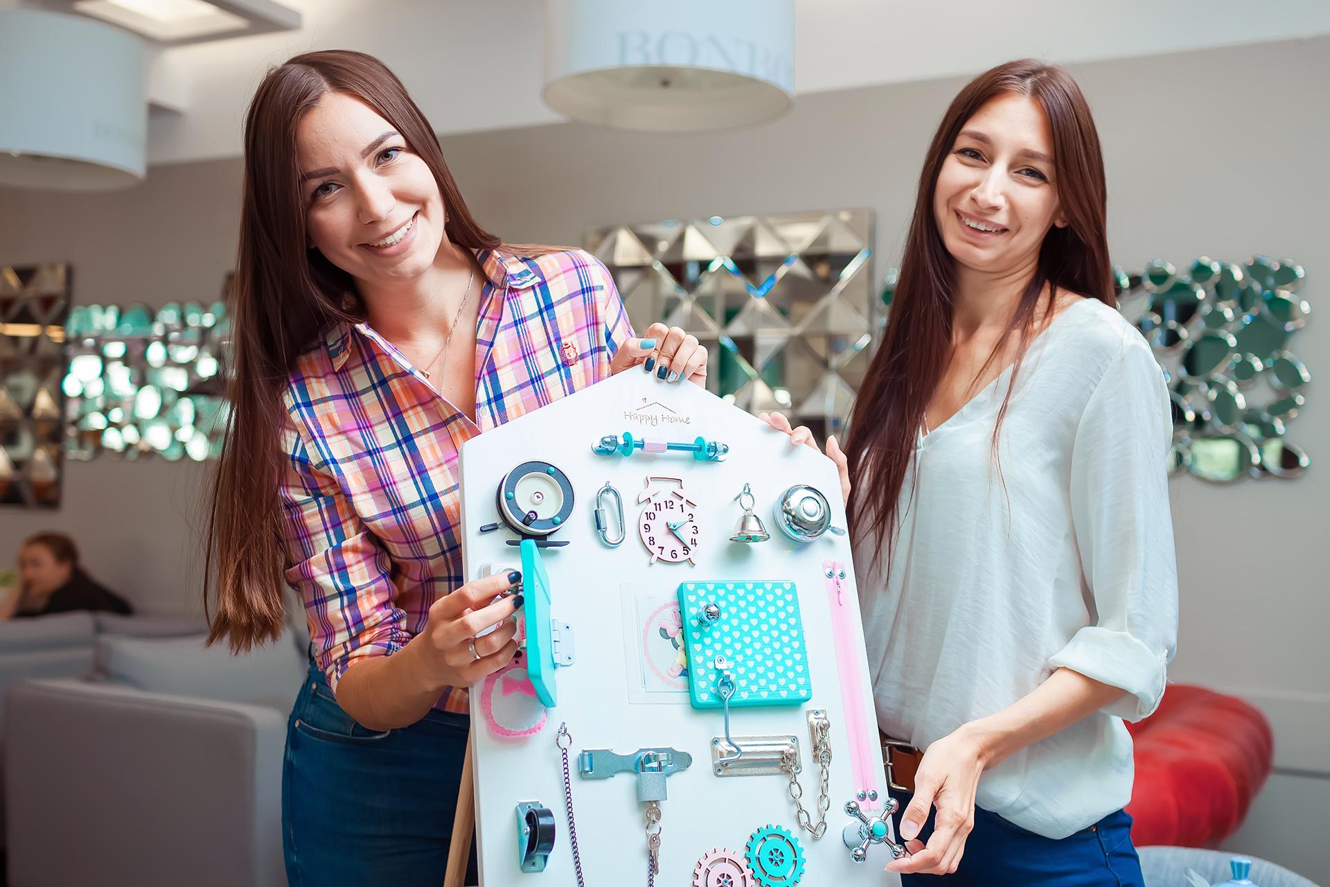 Светлана и Марина считают, что родственники – это лучшие партнёры для бизнеса