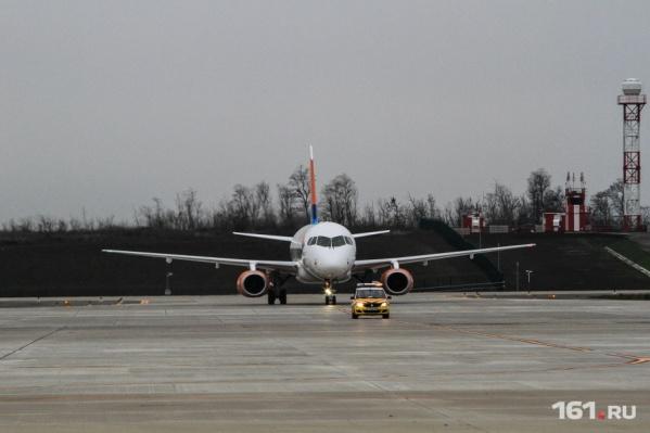 Авиазавод пользовался взлетной полосой старого аэропорта