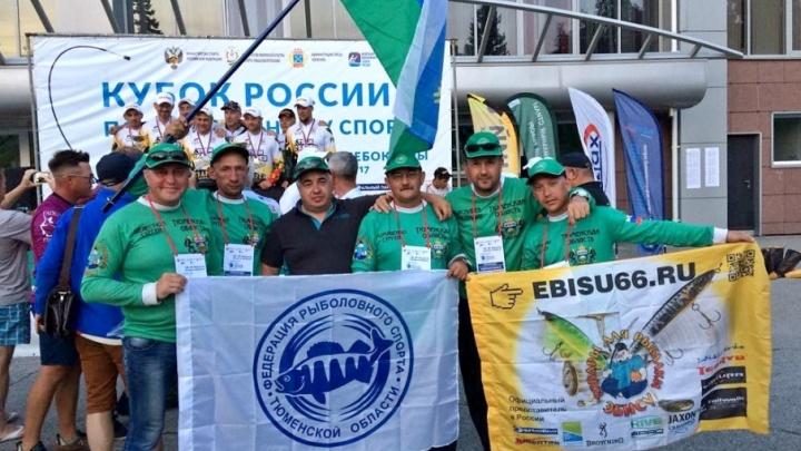 3,5 килограмма окуней и купание в реке: тюменцы вошли в ТОП-25 на Кубке России по рыбной ловле