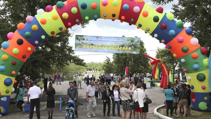 В Семикаракорском районе пройдет региональный фестиваль «Народная рыбалка»