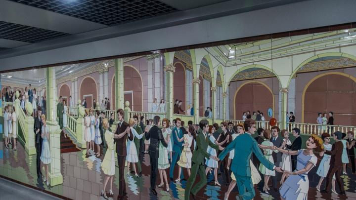 Мозаику в ростовских переходах признали объектом культурного наследия