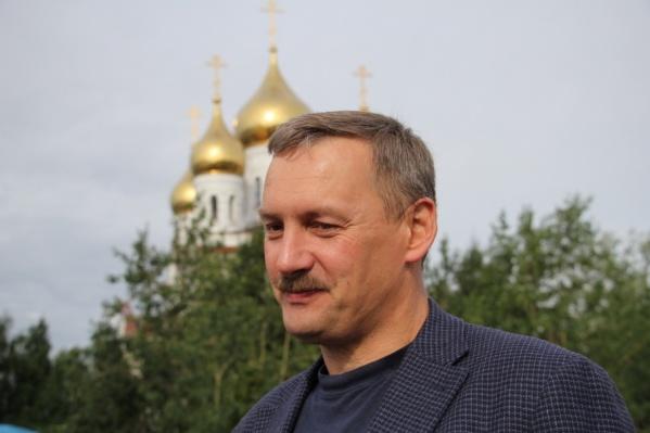 Игорь Годзиш, работой которого удовлетворены архангельские депутаты