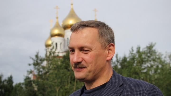 Всё хорошо, прекрасная маркиза: глава Архангельска отчитался о своей работе
