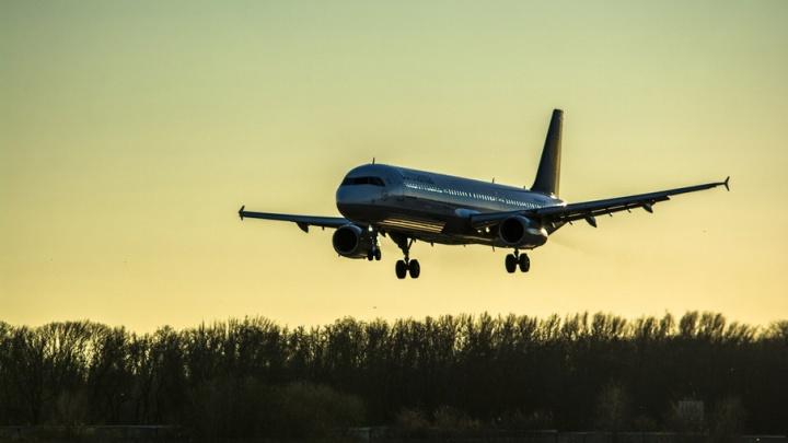 В аэропорту Платов проходят первые летные проверки