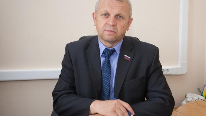 Комиссия Госдумы по доходам не станет лишать мандата депутата Андрея Палкина