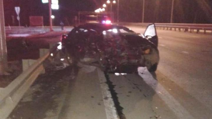 В Перми в аварии на Восточном обходе погибли два человека: возбуждено уголовное дело