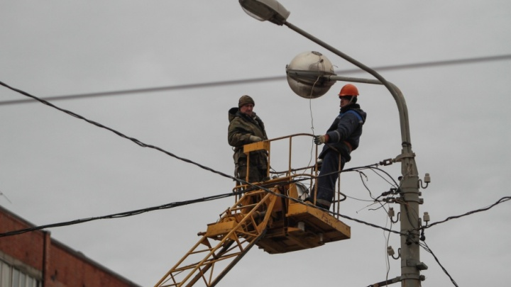 В Ростове на следующей неделе сотни домов останутся без света