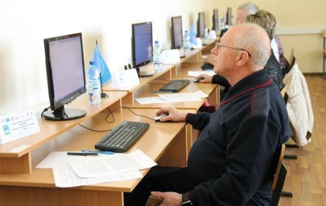Пермские пенсионеры отправятся в Санкт-Петербург на чемпионат по компьютерному многоборью