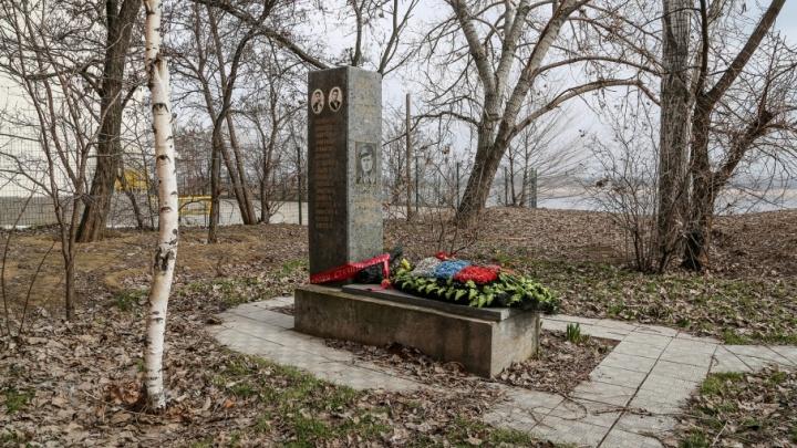 Аллея 33 летчиков: в Волгограде забыли про восставших узников Дахау