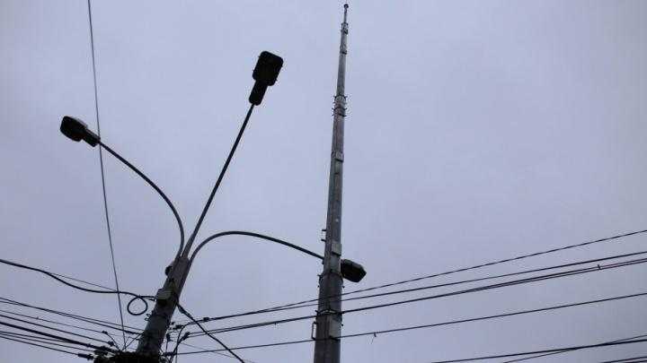 В Ярославле собираются поставить тысячу гигантских вышек сотовой связи