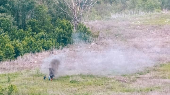В Самарской области увеличились штрафы за разжигание костров в лесу