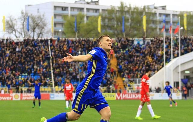 ФК «Ростов» разгромил на своем поле московский «Спартак»