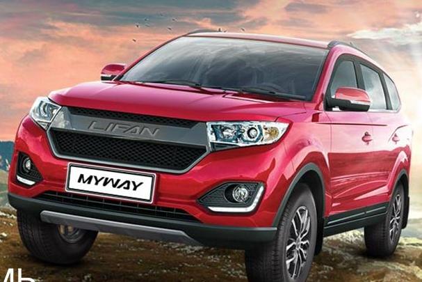 Изучайте новое творение китайского автопроизводителя — Lifan Myway