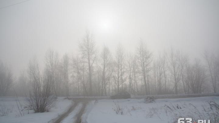 Переправу из Самары в Рождествено приостановили из-за тумана