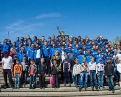 «Радеж» и «Волма» поддержали Академию ФК «Ротор»