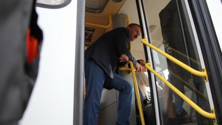 Автобусы подняли медиарейтинг Игоря Годзиша