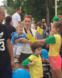Волгоградцы пробежали кросс за 200 тысяч рублей