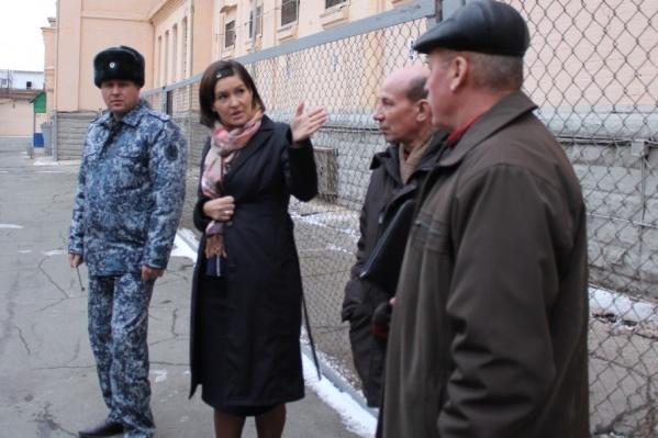 Маргарита Павлова и Василий Катанэ проверили, в каких условиях содержат Константина Цыбко