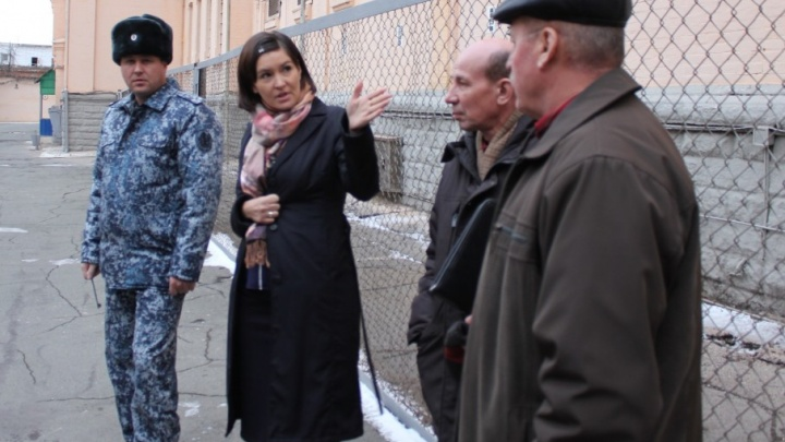 Омбудсмен предложила закрыть камеру экс-сенатора Цыбко после его жалоб в суде
