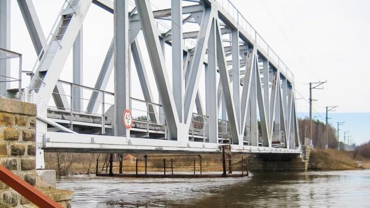 На Северной железной дороге ведется подготовка к весеннему паводку
