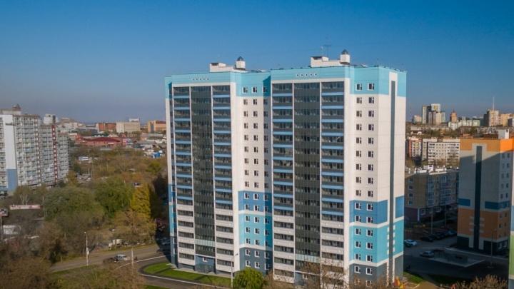 Заселение дома на улице Овчинникова стало финалом масштабной программы ПЗСП