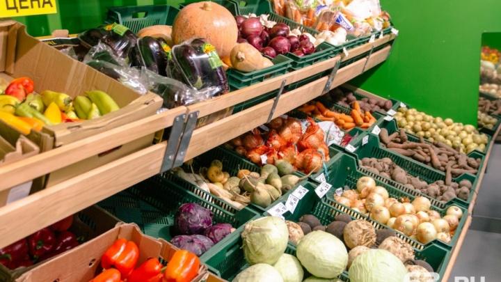 Цены рванули вверх: в Самарской области подорожали молочка, продукты, огурцы и томаты