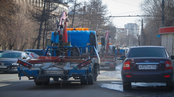 «Мы его всё равно привезём»: эвакуатор для маршруток появится в Челябинске в новом году
