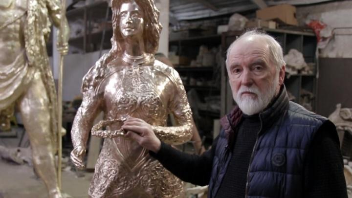 Увековечил «полуторку» и поставил памятник в Арктике: донской скульптор — о работе и творческом пути