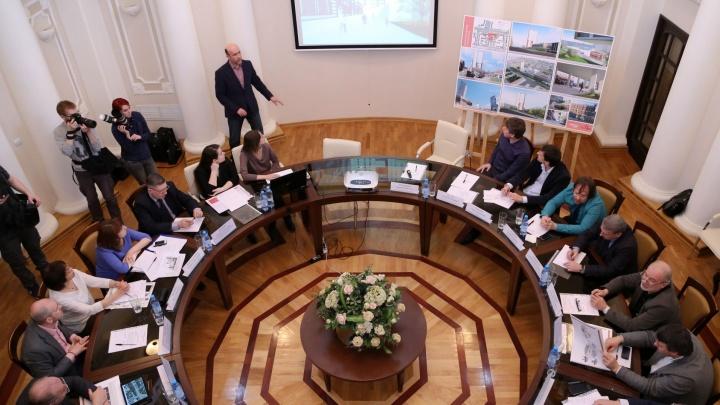 На итоговом Градсовете назовут спорные проекты, которые будут обсуждать в 2018 году