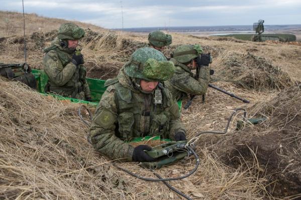 Применение новой разведывательно-огневой системы впервые отработали на Южном Урале