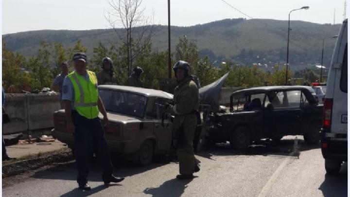 На Южном Урале за прошедший уик-энд в авариях погибли четыре человека