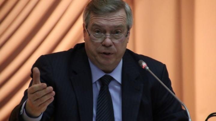 Губернатор опроверг слухи о том, что сити-менеджер Ростова — его племянник