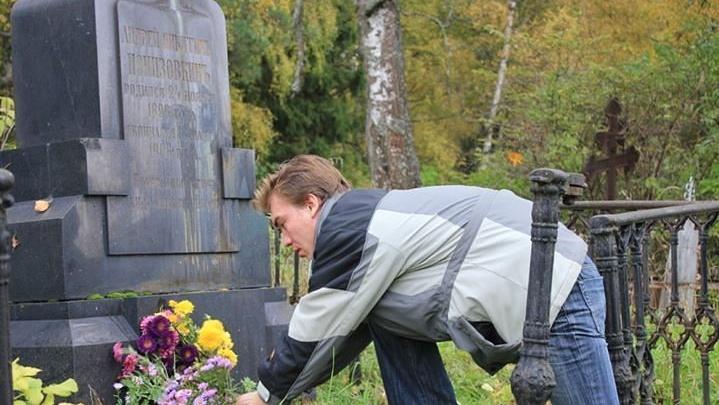 Потомок ярославского купеческого рода обратился к вандалам, разграбившим семейный склеп
