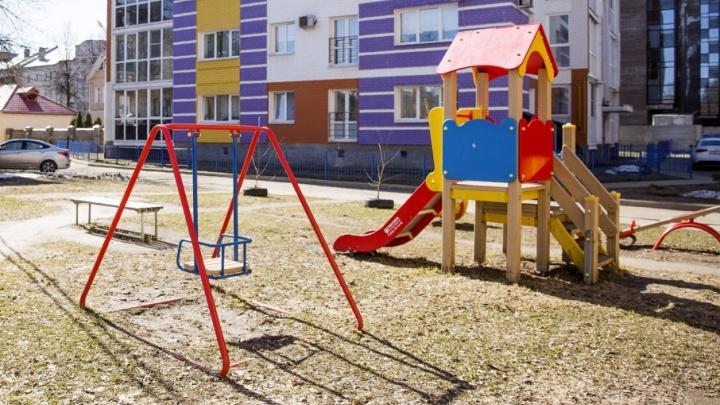 Мэрия хочет спихнуть на ярославцев ответственность за детские городки