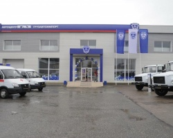 В Пермском крае открылся второй автосалон ГАЗ