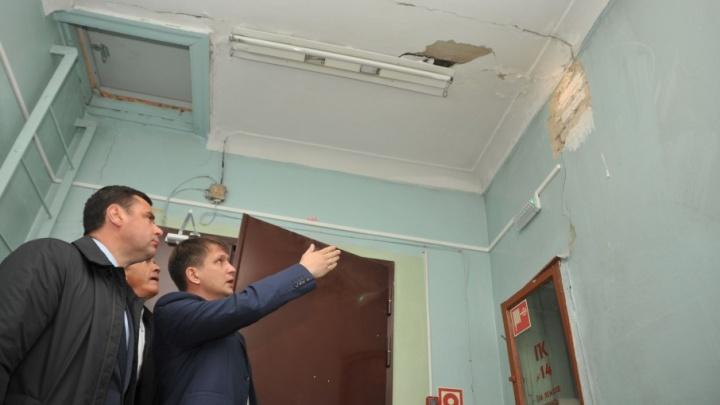 В Ярославской области на 200 миллионов отремонтируют больницы, дом культуры и спортшколу