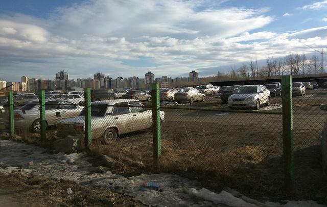 Парковочный променад: есть ли место для машин на северо-западе Челябинска